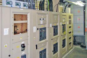 Air Circuit Breaker Switchgear Servicing