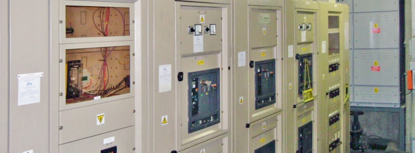 Air Circuit Breaker Switchgear Servicing