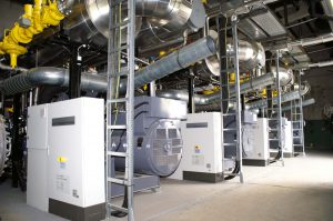 Combined Heating and Power