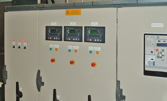 Generator AMF Panel