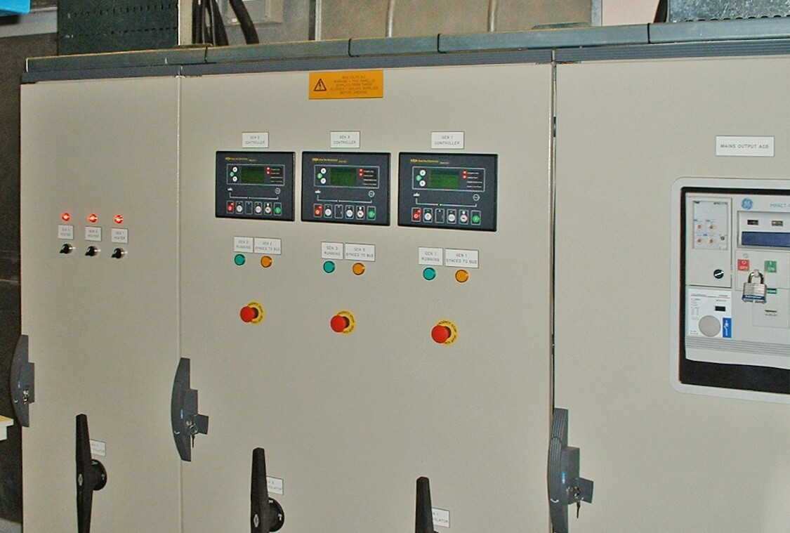 Automatic Mains Failure Amf Panels Shentongroup Panel Wiring Diagram