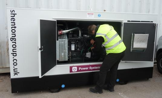 Generator Servicing