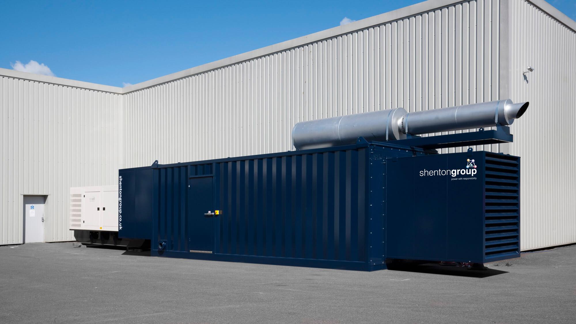 Diesel Standby Power Generators | shentongroup UK
