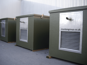 RAF GRP enclosures