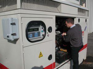 Bespoke CHP Maintenance Visit