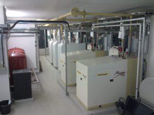 CHP generators