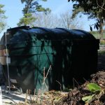 Generator & Fuel Tank at Country House