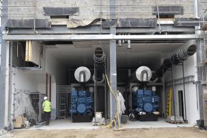 3200kVA standby generators