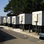 Multi synchronising generator sets