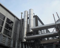 ductwork on a building