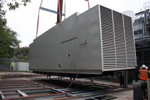2000kVA generator installation