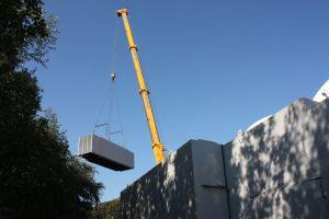 1250kVA hire generators