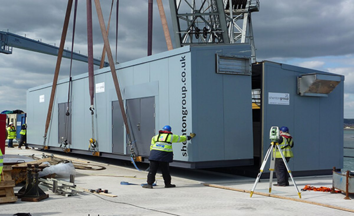 MoD Clearance for shentongroup Continuous Power Service Contract