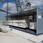Large generator sets