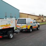 Powercall generator delivery