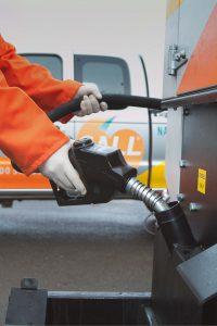 refuelling of emergnecy back up generator