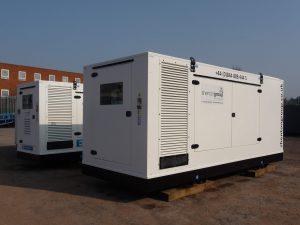 large generator rental