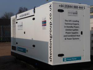 rental diesel generators