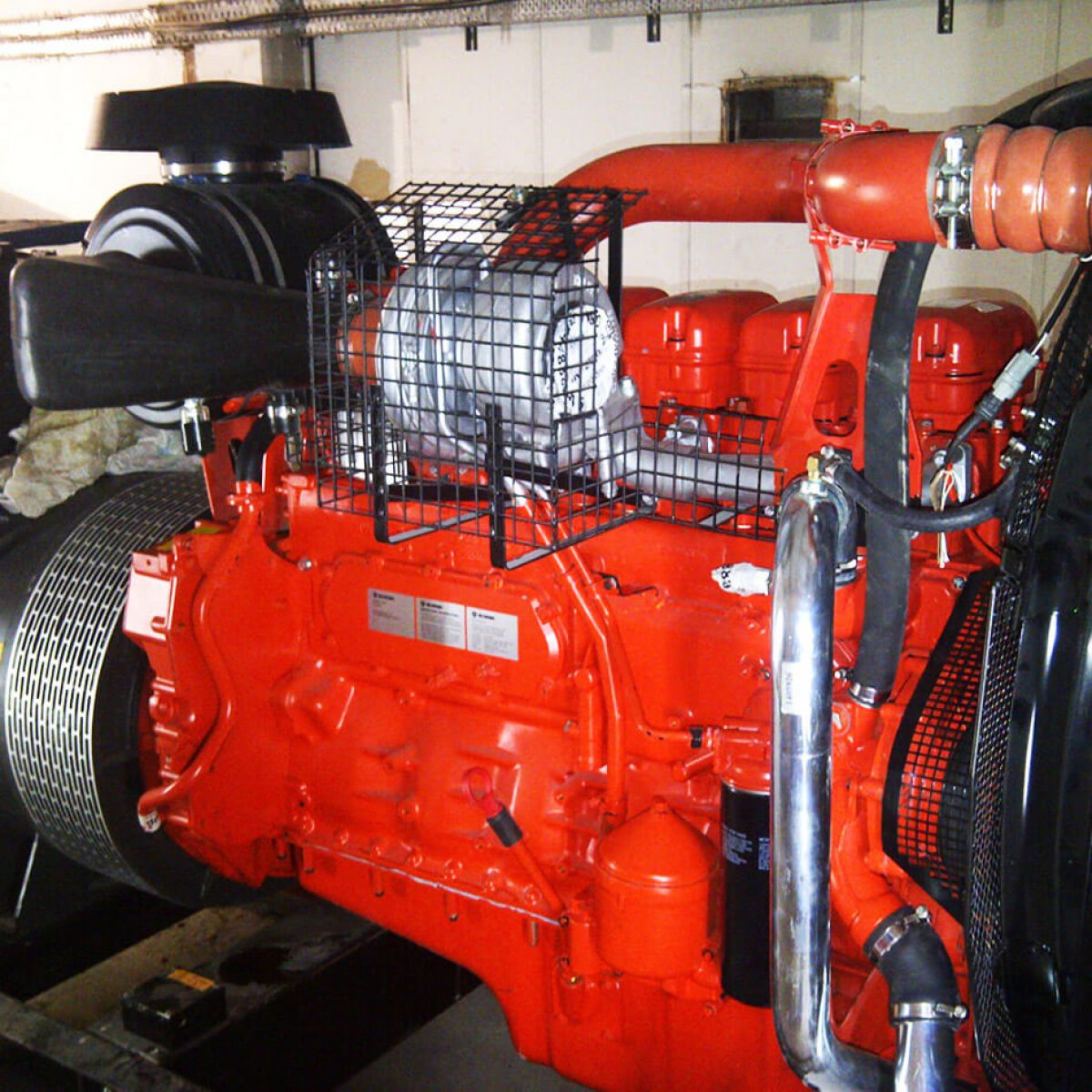 Overcoming Access Issues for Flagship London Retail Generator Installation