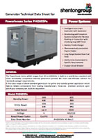 PHG605Pe NS Data Sheet Rev 1
