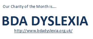 BDA Dyslexia Logo