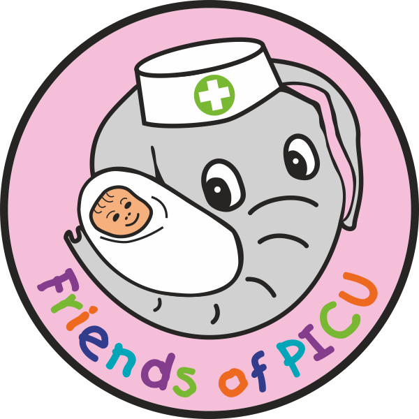 FRIENDS of PICU – MEDIUM – RGB