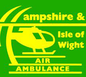 Hampshire Air Ambulance logo
