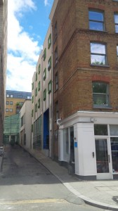 shentongroup's London Office at 66 Turnmill Street, Clerkenwell, London EC1
