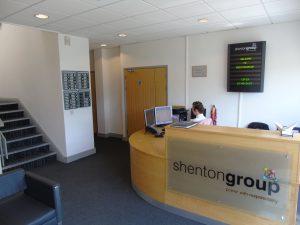 Head Office Reception