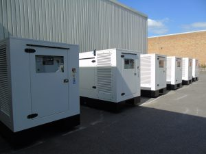 production line of generators