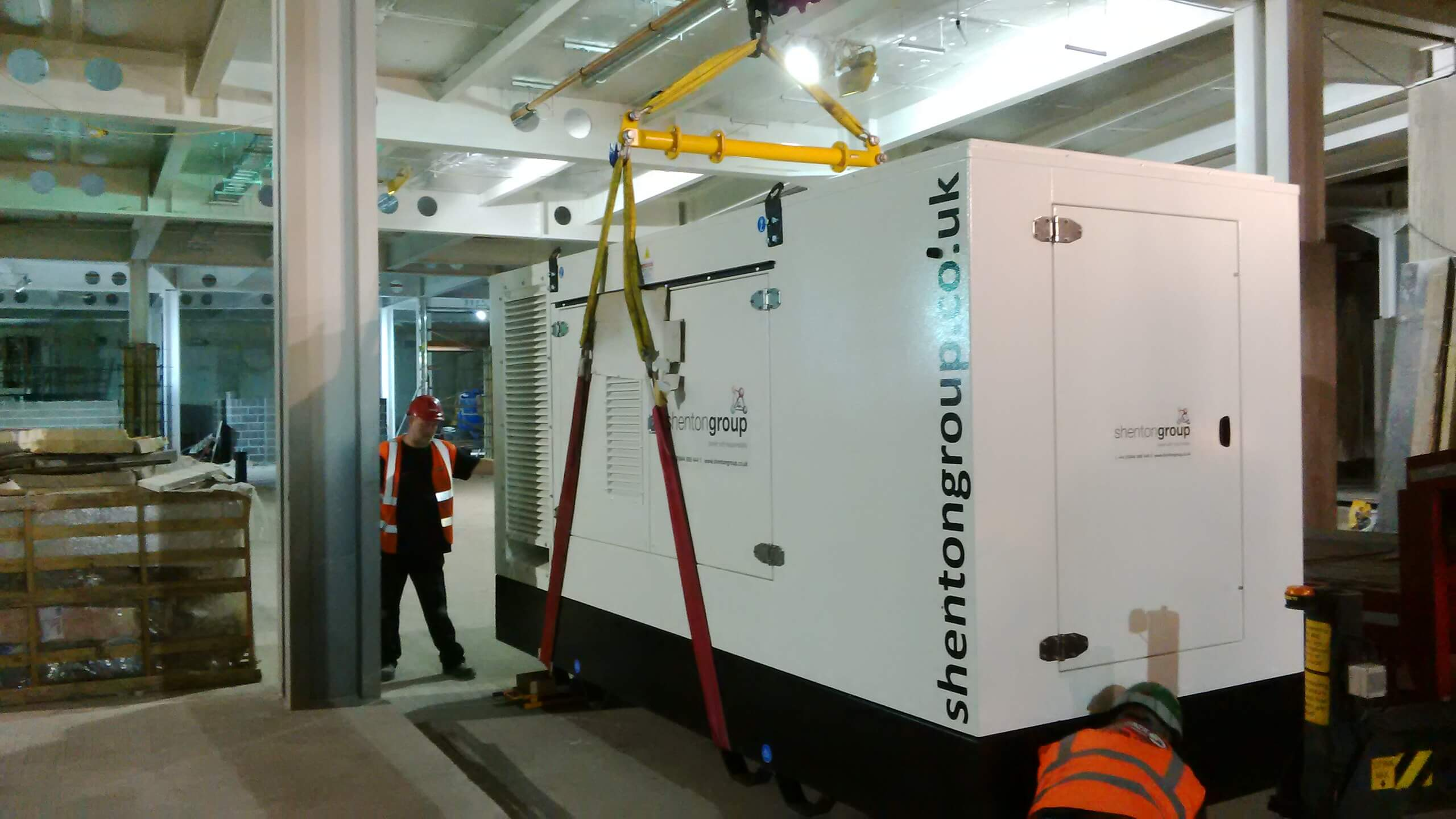 Generator Project For Retail Development Completed Motor This Was Done With Resounding Success Due To The Skill And Planning Of Our Highly Experienced Management Engineering Teams