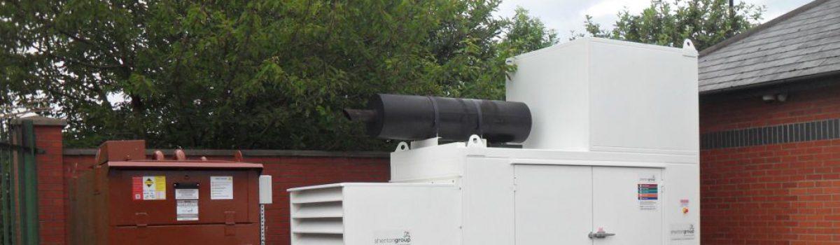 Generator refurbishment for major Media company
