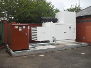 generator for refurbishment