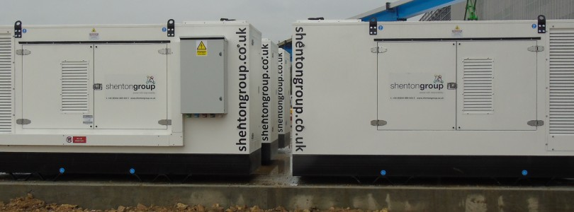 10 generators in Yorkshire distribution centre