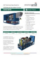 cento-l135-natural-gas-indoor-canopy-datasheet