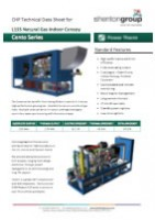 cento-l155-natural-gas-indoor-canopy-datasheet