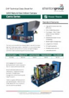 cento-l410-natural-gas-indoor-canopy-datasheet