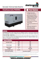 PHG220Do NS Data Sheet Rev 1