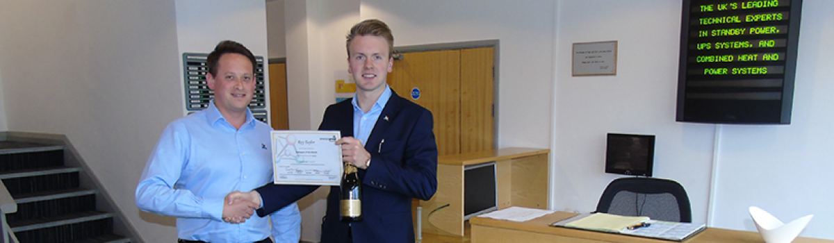 shentongroup's May Colleague of the Month