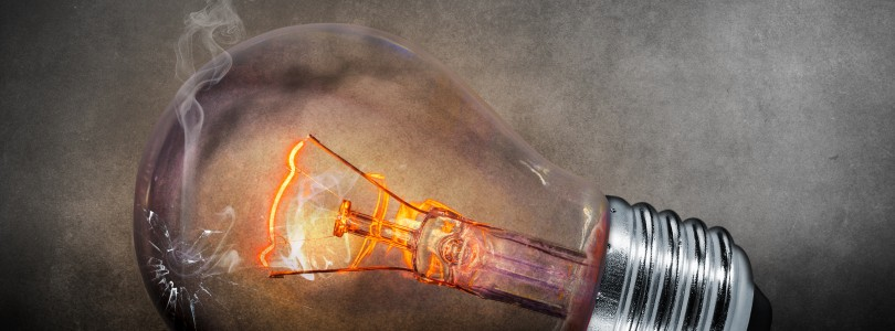 Light Bulb and the national grid