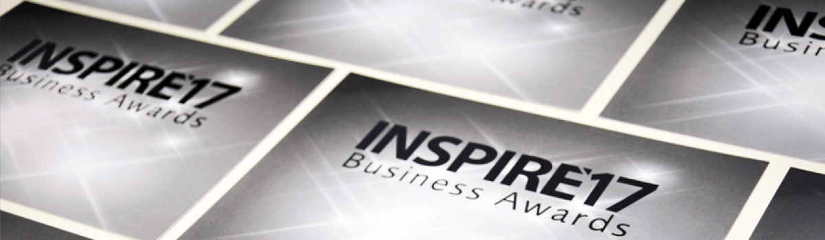 Inspire Business Awards – Young Businessman of the Year Nomination