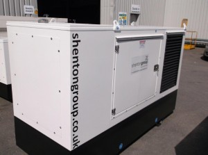 generator installation complete