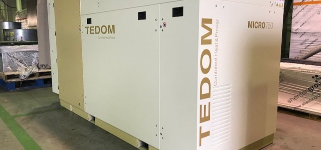 T50 2 Duct free generator