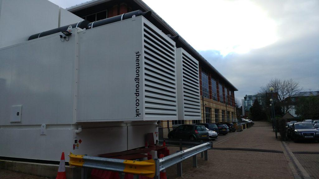 generator at reigate