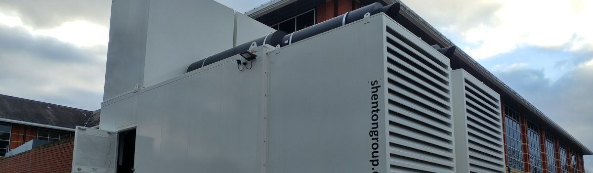 Reigate Data Centre has peace of mind thanks to shentongroup