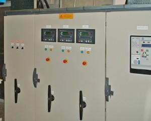 Generator AMF Panels