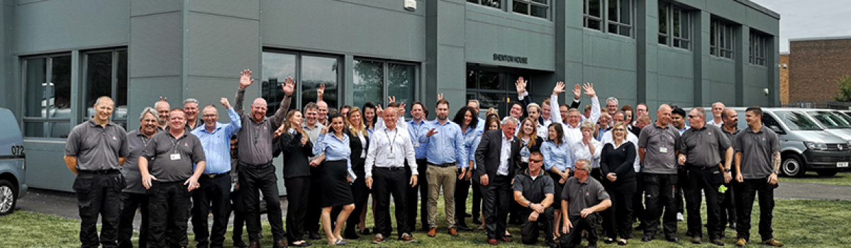 Mid-Year Staff Meeting Highlights: A Stronger shentongroup