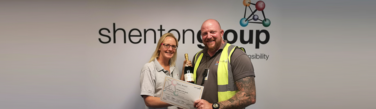 shentongroup Colleague of the Month July