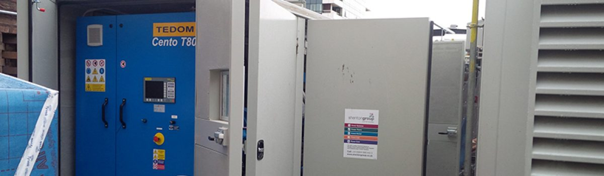 Tedom T80 CHP System Provides Student Accommodation With Cheaper Greener Energy