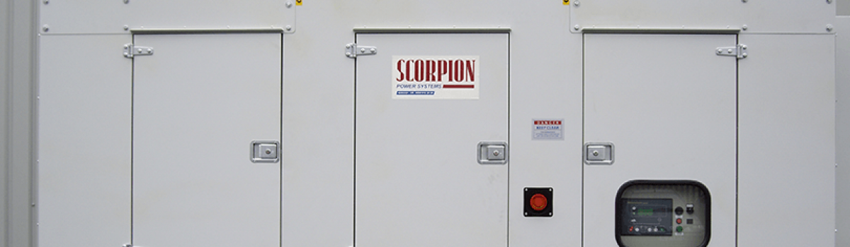 What Became of Scorpion Power Systems?